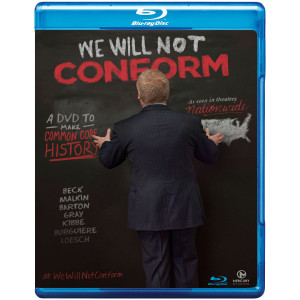 We Will Not Conform Blu-Ray