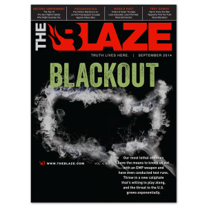 The Blaze September 2014 (Vol. 4, Issue 7)