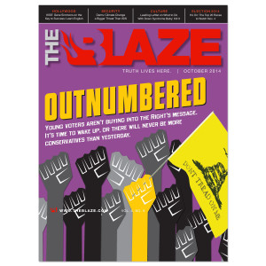 The Blaze October 2014 (Vol. 4, Issue 8)