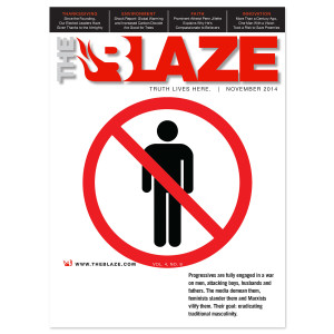 The Blaze November 2014 (Vol. 4, Issue 9)