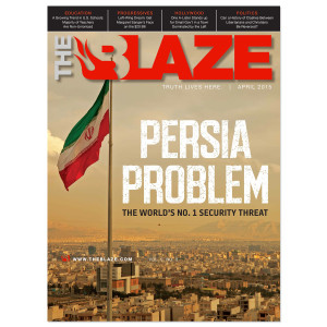 The Blaze April 2015 (Vol. 5, Issue 3)