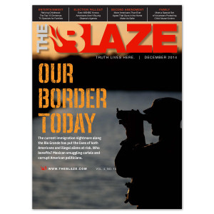 The Blaze December 2014 (Vol. 4, Issue 10)