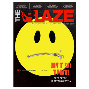 The Blaze January/February 2015 (Vol. 5, Issue 1)