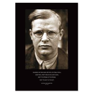 Dietrich Bonhoeffer Poster (small)