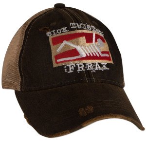Glenn Beck Sick Twisted Freak Hat