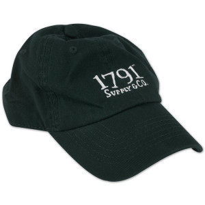 1791 Washed Twill Logo Hat