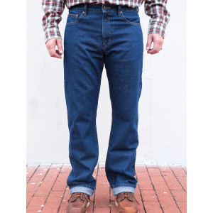 Edward Janssen Boot Cut Dark Wash Jean