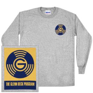 Glenn Beck Logo Long Sleeve T-Shirt