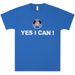 Yes I Can Unisex T-Shirt