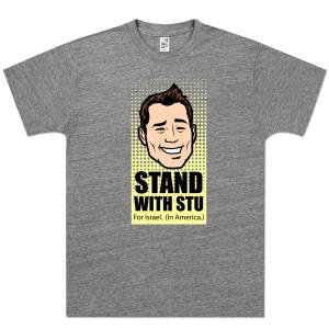 Glenn Beck Stand with Stu T-Shirt