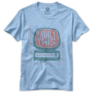 I Built This Philo T-Shirt