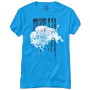 1791 Jumping Buffalo Women's T-Shirt