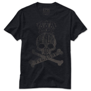 1791 Death To Tyranny T-Shirt
