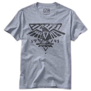 1791 American Indian Eagle T-Shirt