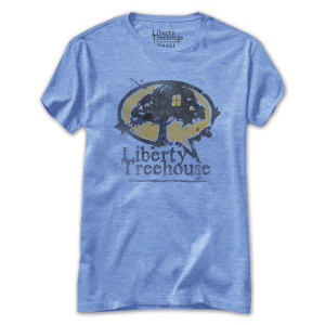 Liberty Treehouse Women's T-Shirt