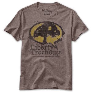 Liberty Treehouse T-Shirt