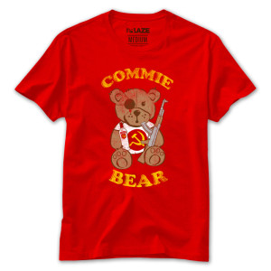 Commie Bear T-Shirt