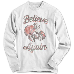 1791 Believe Again Faded Long-Sleeve Shirt