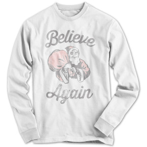 1791 Believe Again Sun Faded Long-Sleeve Shirt