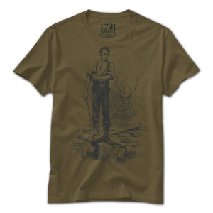 1791 Abraham Lincoln T-Shirt