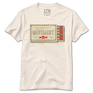 1791 9.12 Birth of a Movement T-Shirt