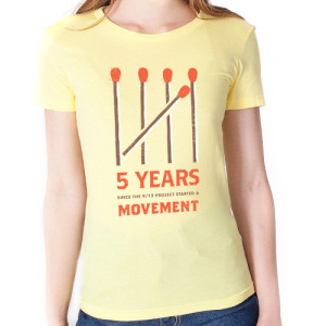 1791 9.12 Birth of a Movement Fashion Fit Women's