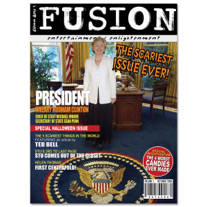 Glenn Beck Fusion October 2005 Volume 1 Issue 4