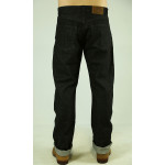 1791 Black Selvage Coal Miners' Wash Classic-Leg