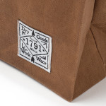 1791 Waxed Canvas Lunch Bag