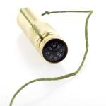 1791 Brass Match Safe