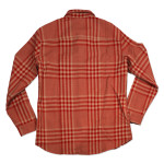 1791 Wool Windowpane Flannel Shirt