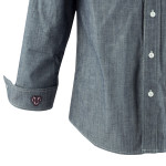 1791 Dry Pocket Chambray Shirt
