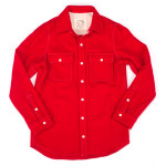 1791 Red Wool Hunting Shirt
