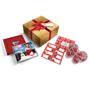 Mariah Carey Merry Christmas II You Deluxe CD Box Set