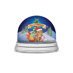 Mariah Carey Snow Globe