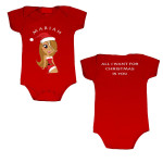 Mariah Carey Cartoon Onesie