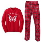 Mariah Carey Butterfly PJ Set