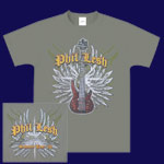 Phil Lesh Feather Bass T