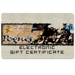 The Pogues Electronic Gift Certificate