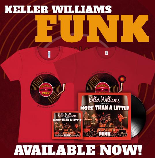 Keller Williams Funk