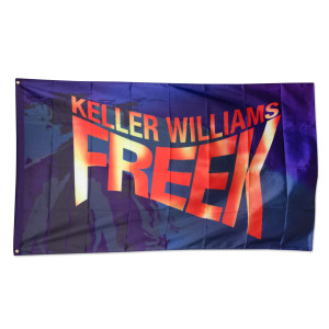 Keller Williams Freek Flag