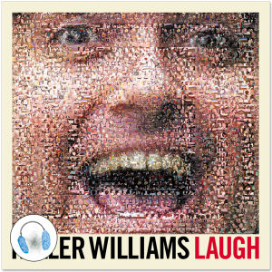 Keller Williams Laugh CD