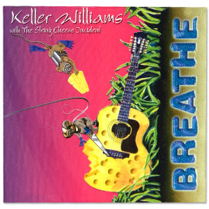 Keller Williams Breathe CD