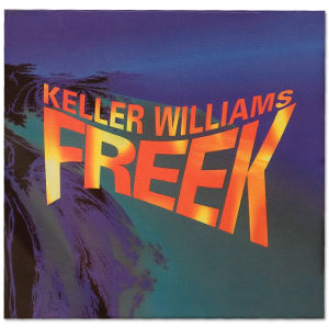 Keller Williams Freek CD