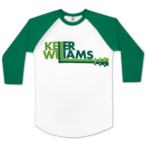 Keller Williams Guitar Neck T-shirt