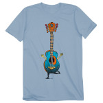 Keller Williams Karla Guitar T-Shirt