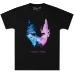 Neon Trees Animal Single Cover T-Shirt