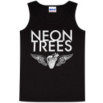Neon Trees Logo Tank Top