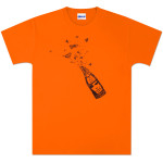 Semi Precious Weapons Champagne Bottle T-Shirt