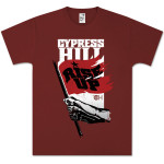 Cypress Hill Rise Up Cover T-Shirt